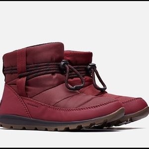 Sorel Whitney Short Boots - NWB